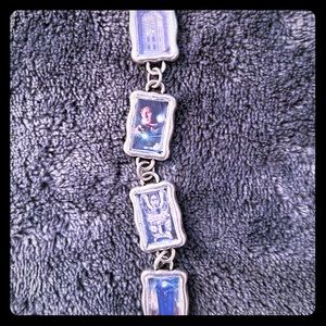 💙Handmade Dr. Who Bracelet w/Matt Smith💙